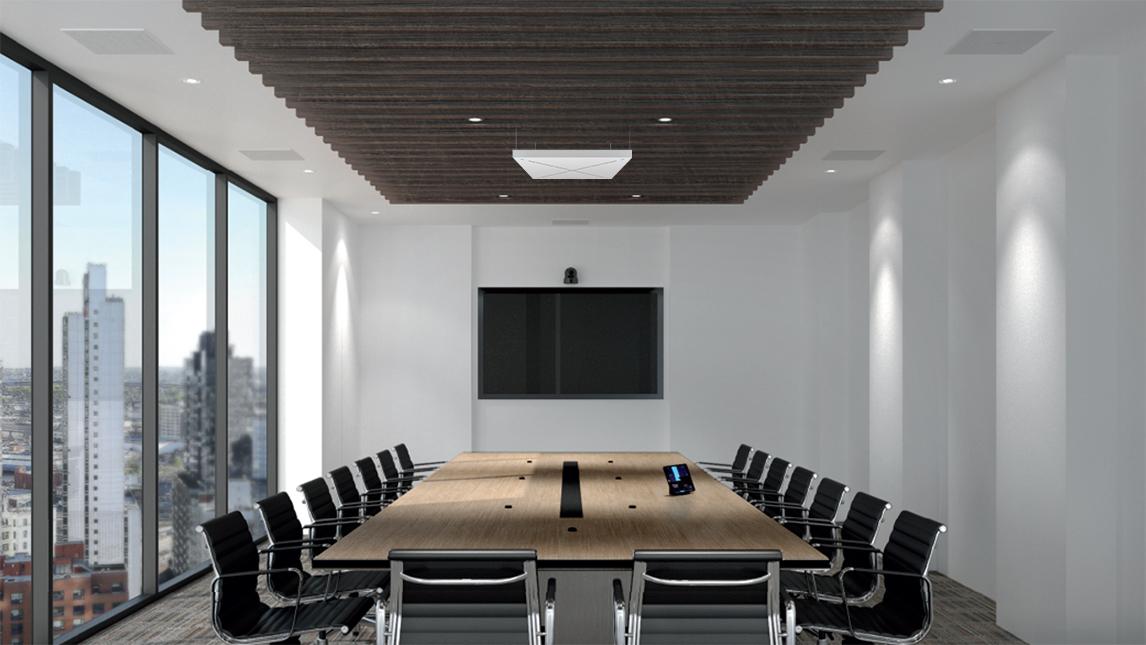 Sennheiser Bose Konferenzraum Konferenztechnik