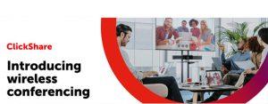 Webinar Barco ClickShare Conference System