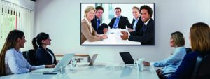 Videokonferenz WebEx cisco Panasonic EQ1