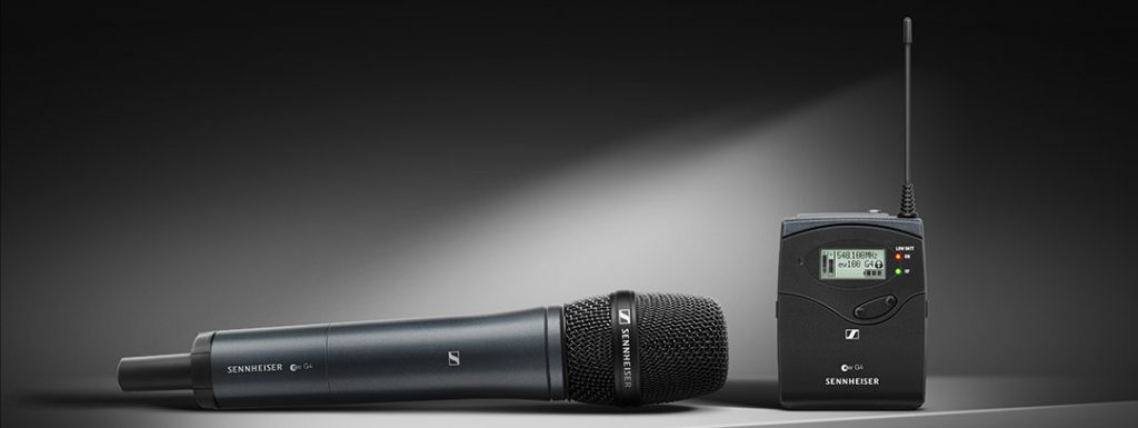 sennheiser Funkmikrofon Sonderkonditionen Jubiläum EW 100 G4