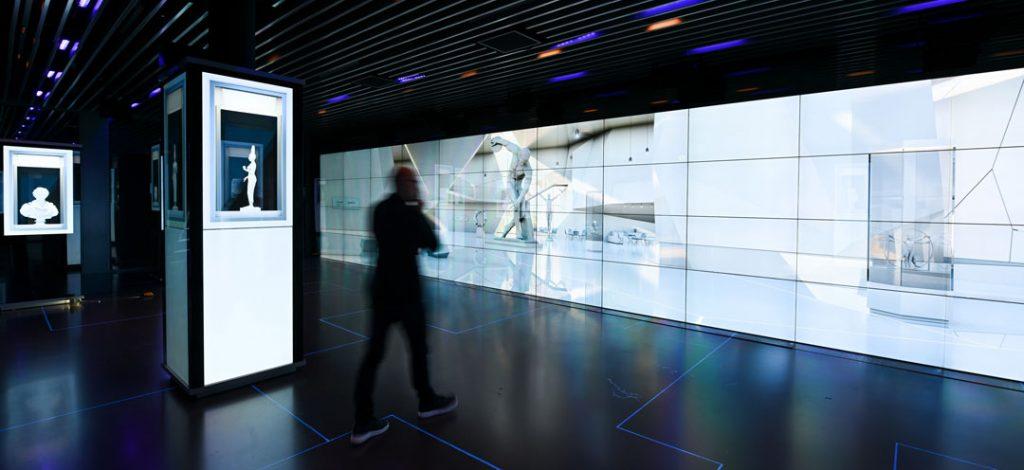 Siemens Museum Zug SIGMA Audiovisuelle Medien