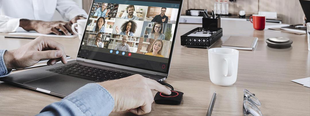 ClickShare CX Teststellung SIGMA Videokonferenz Lösung Click Präsentation BYOD