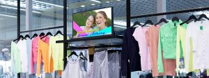 Panasonic Professionelle Displays für Dauereinsatz SQE1-Serie SIGMA Düsseldorf