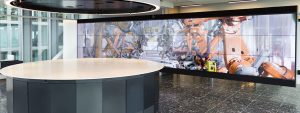 Projektbeispiel: IBM Watson Center Munich