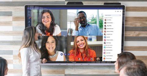 Professionelle Videokonferenz Technik